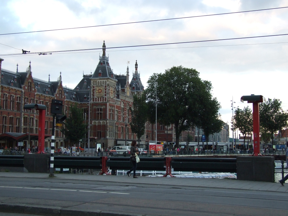 01. Amsterdam II