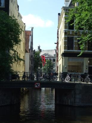 16 Amsterdam W1 Flag in Sight