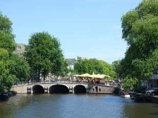 37 Amsterdam W1 Multatuli's Bridge