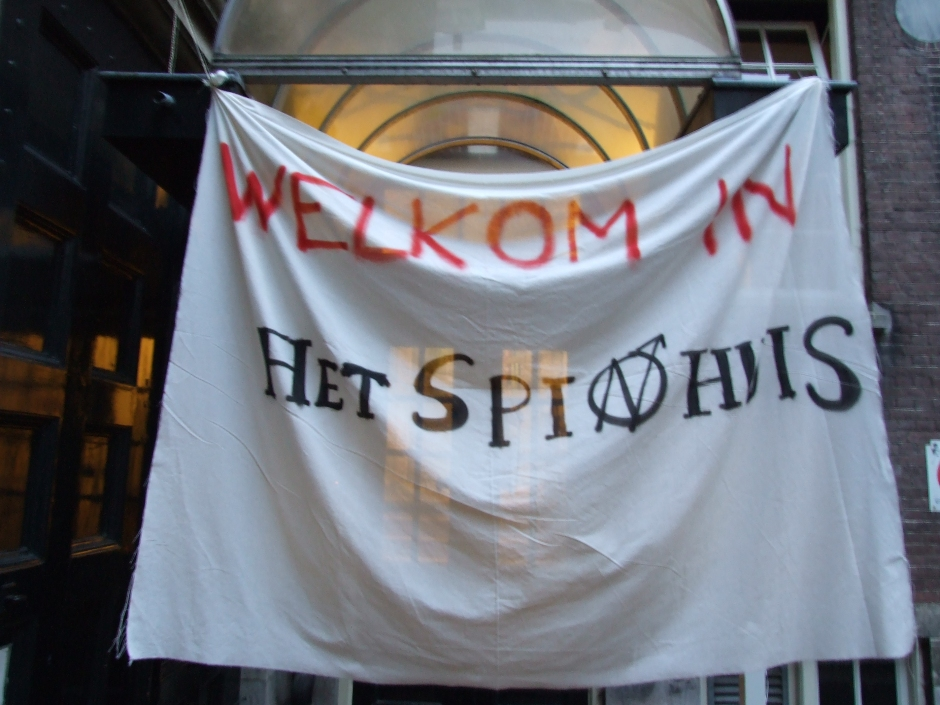 01. Occupation Spinhuis