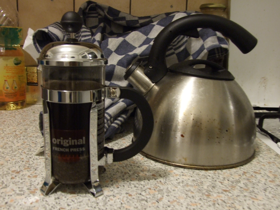 18. French Press