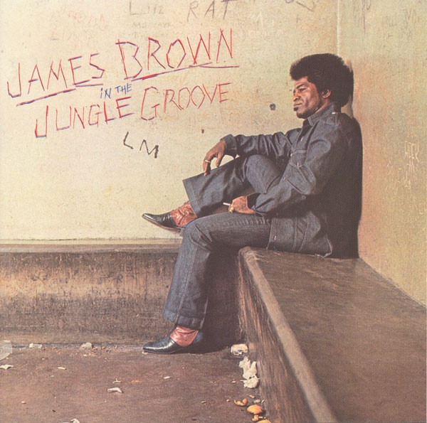 Album Cover - In The Jung Groove by James Brown & The JB's