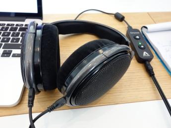 Sennheiser HD650 + Apogee Groove
