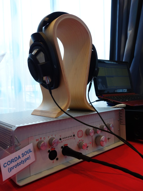 HD800S + Corda Soul Prototype
