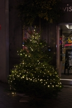 Festive lights...