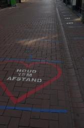Markings everywhere...